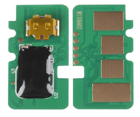 Chip mực HP 107A